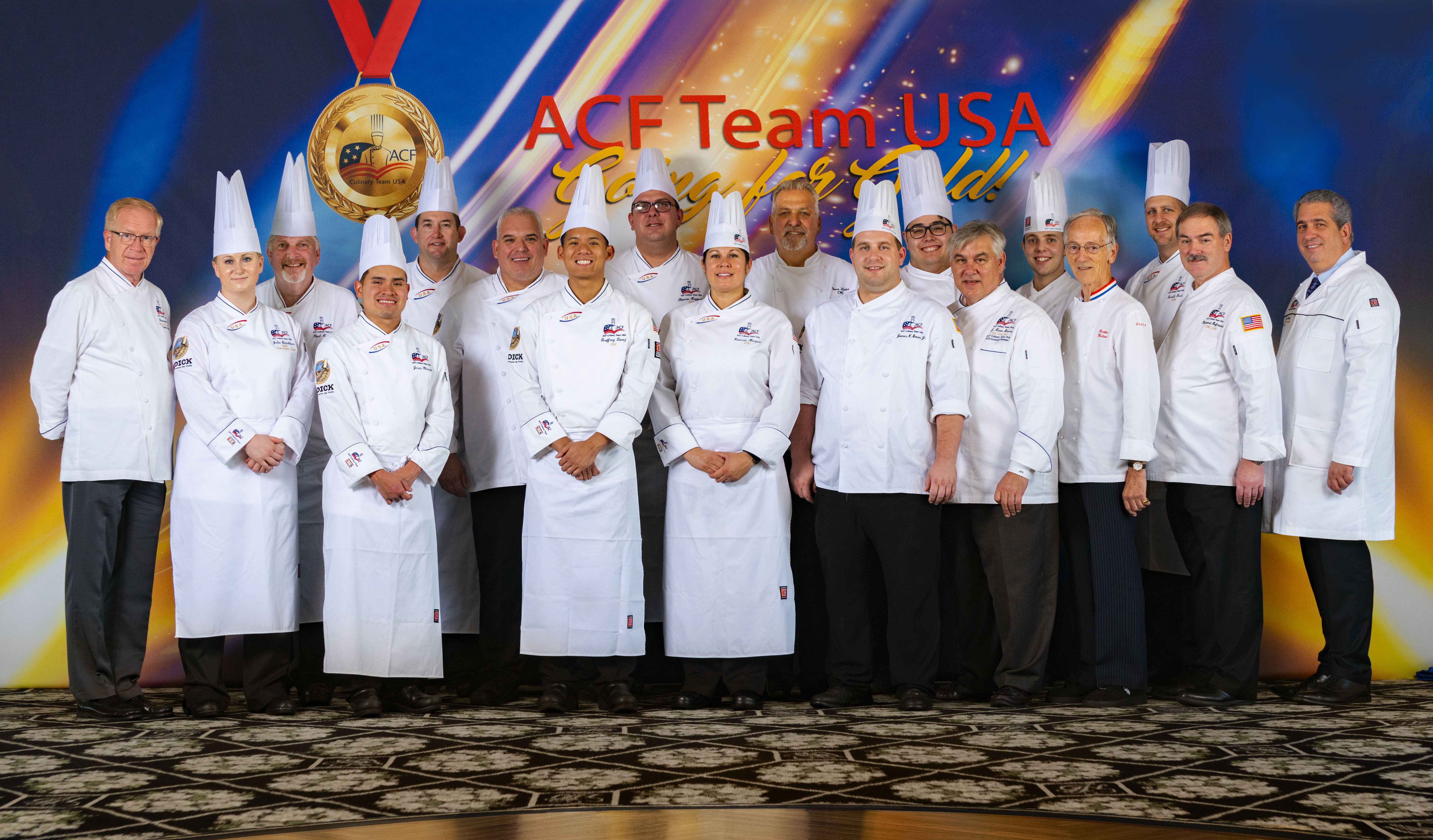 Culinary Team  USA Photo