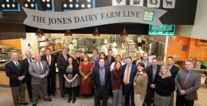 Jones Dairy Farm CIA Dedication