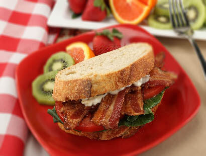 KBT Sandwich recipe
